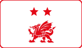 Visit Wales - 2 star rating
